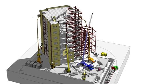 July 2008 3d Construction Modeling